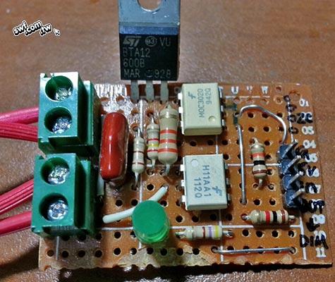 【电路 】led调光器电路图